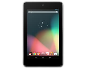 GOOGLE NEXUS 7 1ST GENERATION